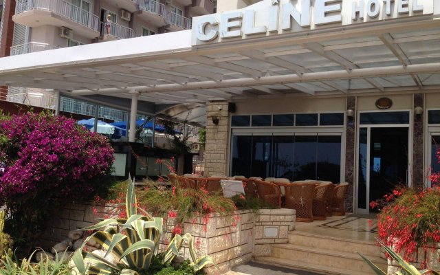Kleopatra Celine Hotel вид на фасад