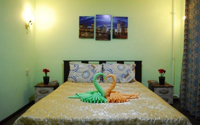 Отель Меблированные комнаты Tikhy Dvorik Нижний Новгород вид на фасад