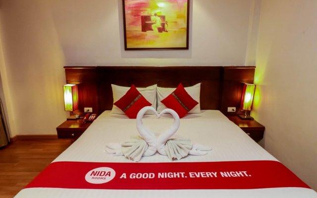 Отель Nida Rooms Patong 188 Phang вид на фасад