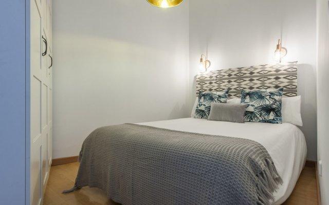 Отель Madrid de los Austrias II Испания, Мадрид - отзывы, цены и фото номеров - забронировать отель Madrid de los Austrias II онлайн комната для гостей