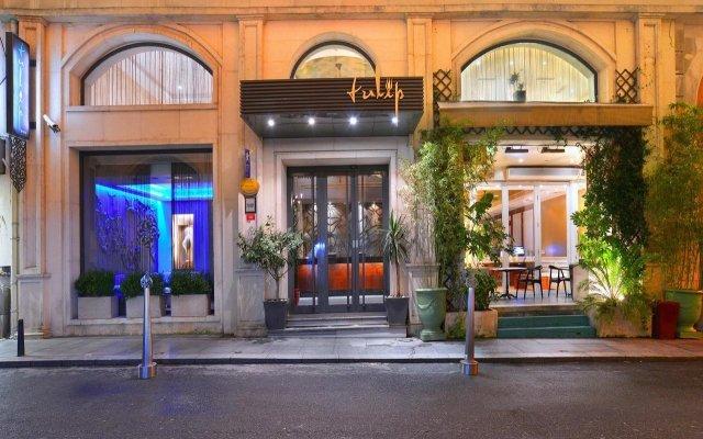 Pera Tulip Hotel Турция, Стамбул - 11 отзывов об отеле, цены и фото номеров - забронировать отель Pera Tulip Hotel онлайн вид на фасад