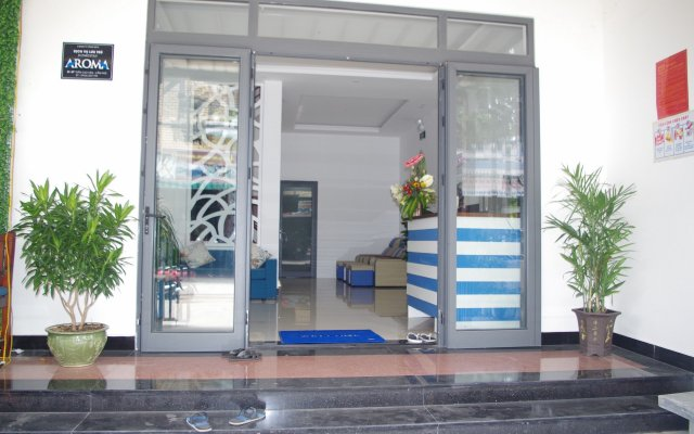 Отель Aroma Homestay & Spa Вьетнам, Хойан - отзывы, цены и фото номеров - забронировать отель Aroma Homestay & Spa онлайн вид на фасад