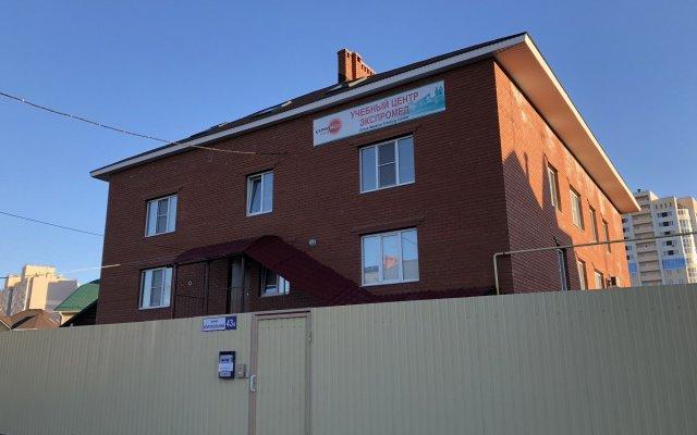 Гостиница Expromed вид на фасад