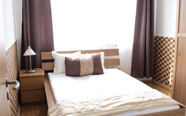 Апартаменты Senator Apartments Budapest комната для гостей