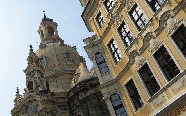 Отель Suitess Германия, Дрезден - 2 отзыва об отеле, цены и фото номеров - забронировать отель Suitess онлайн вид на фасад