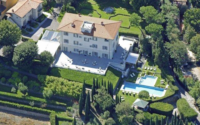 Villa La Vedetta Hotel вид на фасад