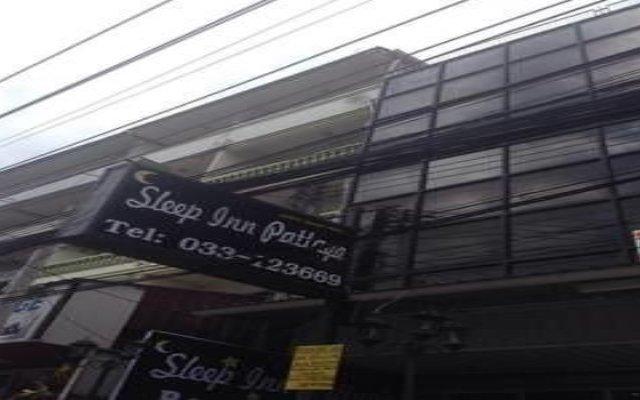 Отель Sleep Inn Pattaya Таиланд, Паттайя - отзывы, цены и фото номеров - забронировать отель Sleep Inn Pattaya онлайн вид на фасад