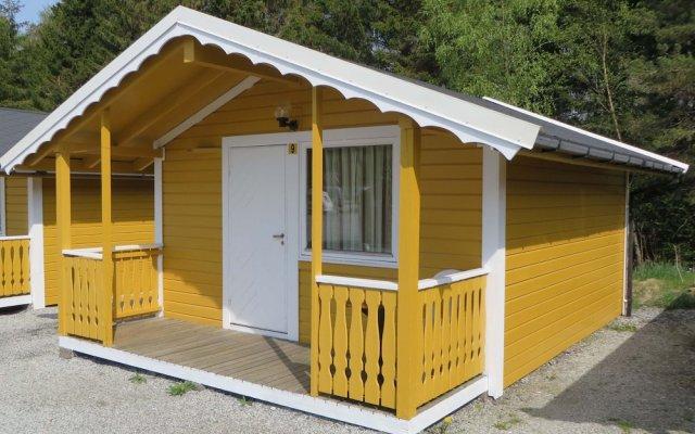 Отель Bergen Camping Park Норвегия, Берген - отзывы, цены и фото номеров - забронировать отель Bergen Camping Park онлайн балкон