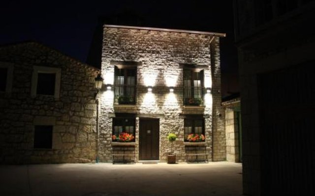 Hotel Rural La Tenada вид на фасад