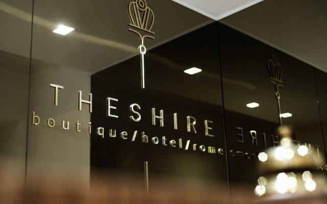 Отель The Shire Hotel Италия, Рим - 1 отзыв об отеле, цены и фото номеров - забронировать отель The Shire Hotel онлайн вид на фасад