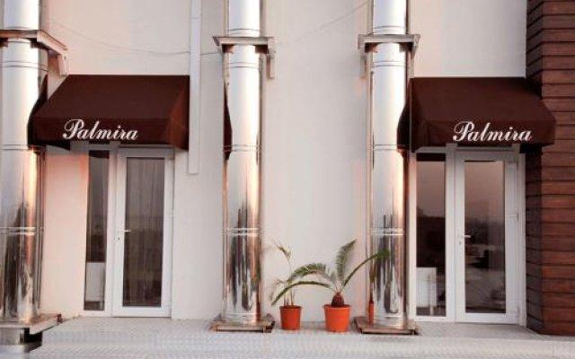 Boutique Hotel Palmira Одесса вид на фасад