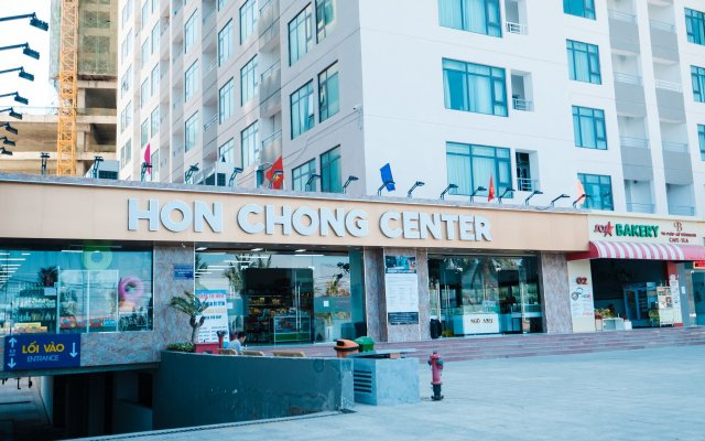 Апартаменты Sunrise Hon Chong Ocean View Apartment Нячанг вид на фасад