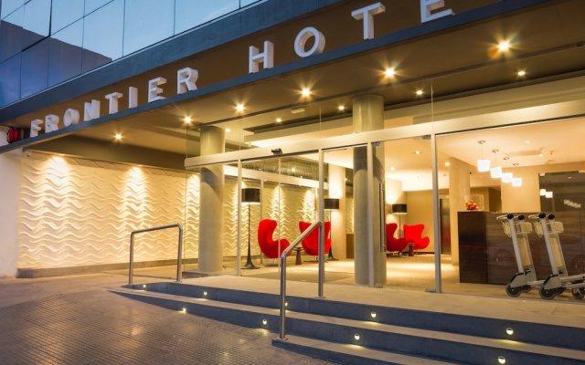 Frontier Hotel Rivera вид на фасад
