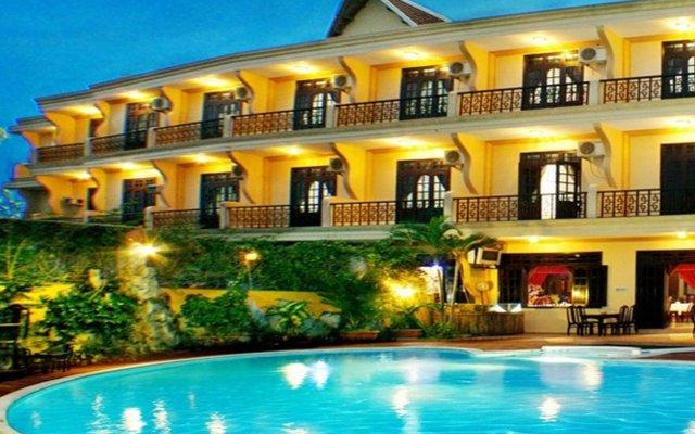 Отель Memority Hotel Вьетнам, Хойан - отзывы, цены и фото номеров - забронировать отель Memority Hotel онлайн вид на фасад