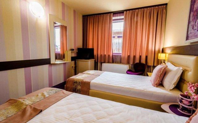 Hotel Rostov Плевен комната для гостей