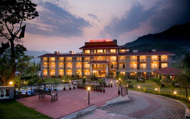 Отель Waterfront by KGH Group Непал, Покхара - отзывы, цены и фото номеров - забронировать отель Waterfront by KGH Group онлайн вид на фасад