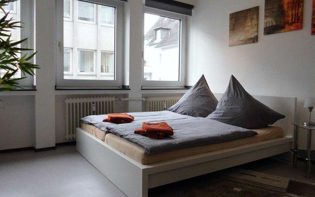 Отель Star Apartments Cologne - Ecke Brunostrasse Германия, Кёльн - отзывы, цены и фото номеров - забронировать отель Star Apartments Cologne - Ecke Brunostrasse онлайн комната для гостей