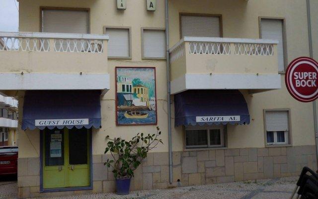 Отель Sarita Guesthouse Монте-Горду вид на фасад