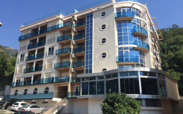 Отель Apartmani Vujanovic Черногория, Пржно - отзывы, цены и фото номеров - забронировать отель Apartmani Vujanovic онлайн вид на фасад
