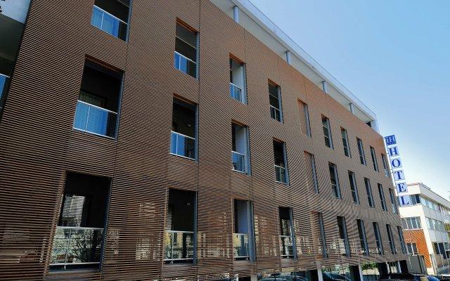 Отель iH Hotels Milano Watt 13 вид на фасад