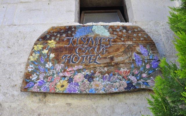 Kismet Cave House Турция, Гёреме - отзывы, цены и фото номеров - забронировать отель Kismet Cave House онлайн вид на фасад