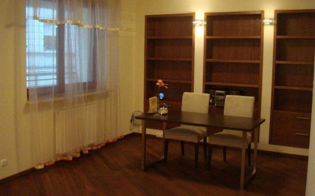Апартаменты Szucha Apartment Варшава комната для гостей