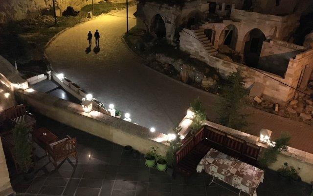 Отель Demisos Caves вид на фасад