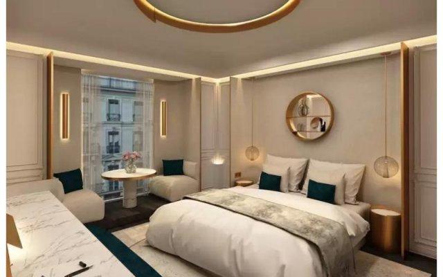 Отель Maison Albar Hotels Le Vendome Франция, Париж - отзывы, цены и фото номеров - забронировать отель Maison Albar Hotels Le Vendome онлайн комната для гостей