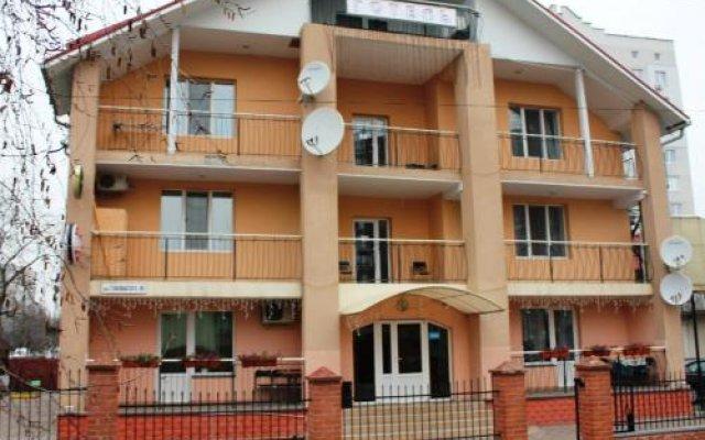 Гостиница Галант Отель Украина, Борисполь - 1 отзыв об отеле, цены и фото номеров - забронировать гостиницу Галант Отель онлайн вид на фасад