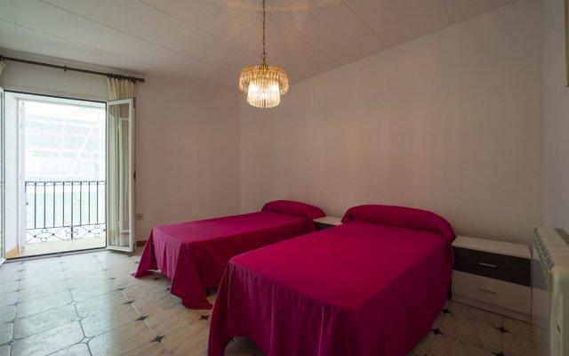 Отель InmoSantos Apartament Sant Elm комната для гостей