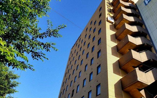 Reisenkaku Hotel Kawabata вид на фасад