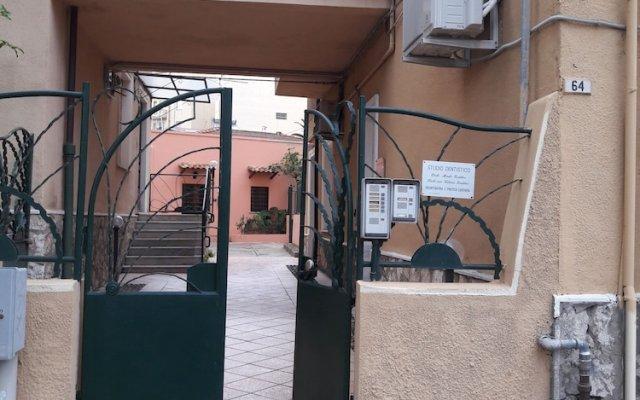 Отель Ethos вид на фасад