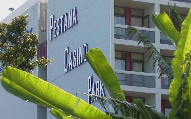 Отель Pestana Casino Park Hotel & Casino Португалия, Фуншал - 1 отзыв об отеле, цены и фото номеров - забронировать отель Pestana Casino Park Hotel & Casino онлайн вид на фасад