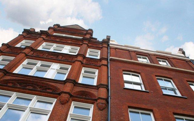 Отель Seraphine London Kensington Gardens Великобритания, Лондон - отзывы, цены и фото номеров - забронировать отель Seraphine London Kensington Gardens онлайн вид на фасад