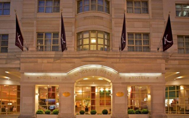 Kingsway Hall Hotel вид на фасад