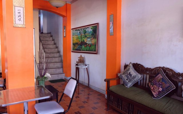 Отель Maribago Seaview Pension and Spa Филиппины, Лапу-Лапу - отзывы, цены и фото номеров - забронировать отель Maribago Seaview Pension and Spa онлайн вид на фасад