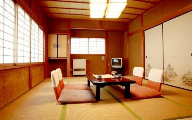 Отель Yamaguchiya Ryokan Насусиобара комната для гостей