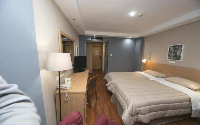 Отель Athina Palace Греция, Ферми - отзывы, цены и фото номеров - забронировать отель Athina Palace онлайн сейф в номере