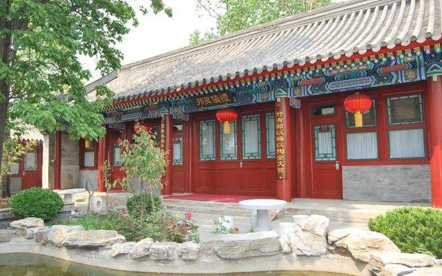 Отель Soluxe Courtyard Китай, Пекин - отзывы, цены и фото номеров - забронировать отель Soluxe Courtyard онлайн вид на фасад