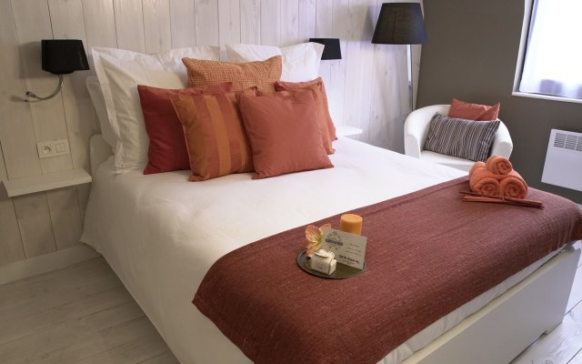 Отель B&B Be In Brussels Брюссель комната для гостей