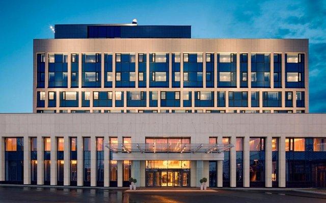 Гостиница Congress Hotel Ufa в Уфе отзывы, цены и фото номеров - забронировать гостиницу Congress Hotel Ufa онлайн Уфа вид на фасад