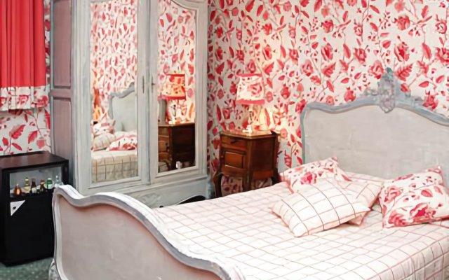 Отель Château de Coudrée Франция, Сье - отзывы, цены и фото номеров - забронировать отель Château de Coudrée онлайн комната для гостей