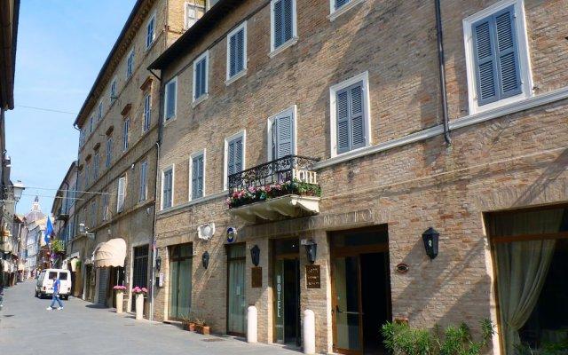 Отель Giardinetto Италия, Лорето - отзывы, цены и фото номеров - забронировать отель Giardinetto онлайн вид на фасад