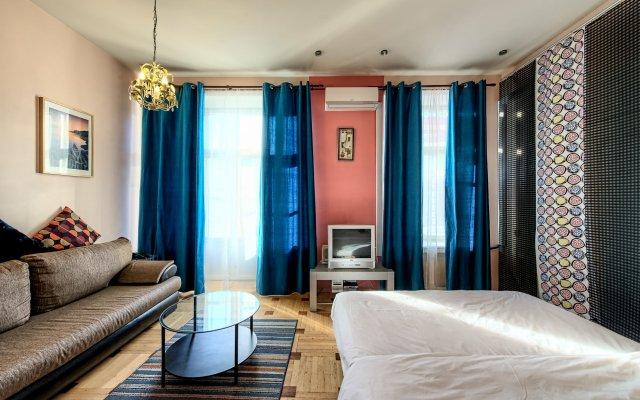 Апартаменты Oksana's Санкт-Петербург комната для гостей