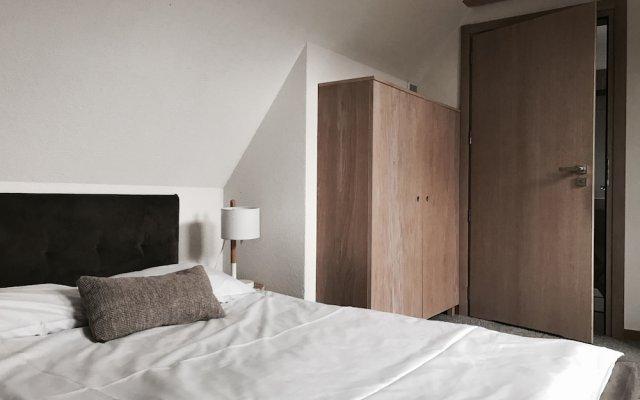 Апартаменты Monte House Apartments Закопане комната для гостей