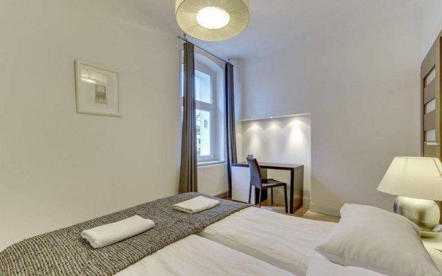 Отель Apartament Kolonialny комната для гостей