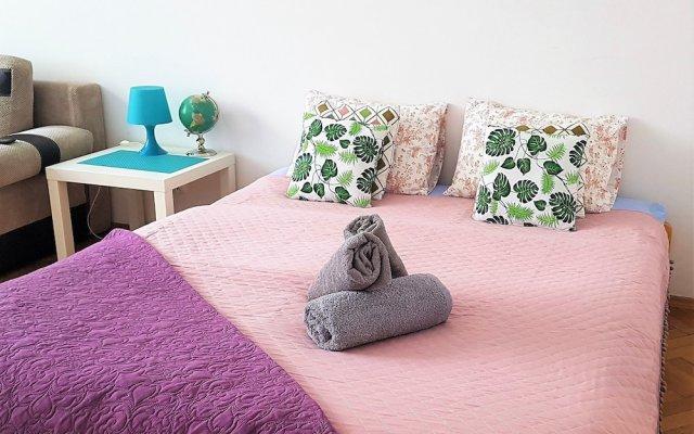 Отель Vistula Apartment Польша, Варшава - отзывы, цены и фото номеров - забронировать отель Vistula Apartment онлайн комната для гостей