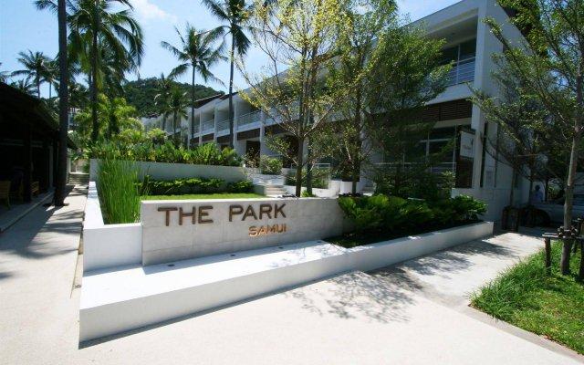 Отель The Park Samui вид на фасад