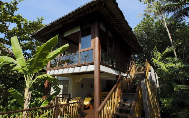Отель Six Senses Samui Таиланд, Самуи - отзывы, цены и фото номеров - забронировать отель Six Senses Samui онлайн вид на фасад