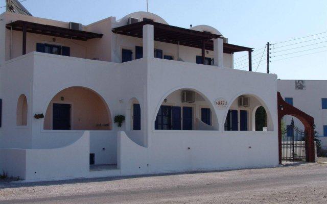 Отель Nefeli Villa Греция, Остров Санторини - отзывы, цены и фото номеров - забронировать отель Nefeli Villa онлайн вид на фасад